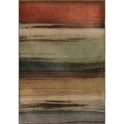 Cascade MultiArea Rug Rug Size: 53 x 76