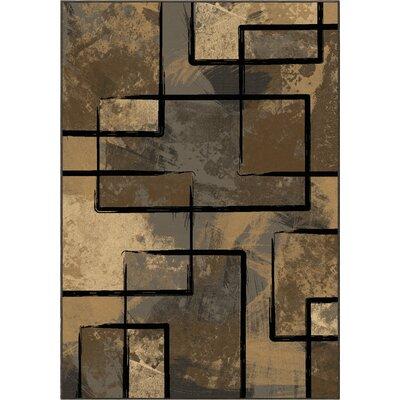 Clay SilverArea Rug Rug Size: 710 x 1010