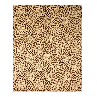 Libby Brown Area Rug Rug Size: 5 x 8