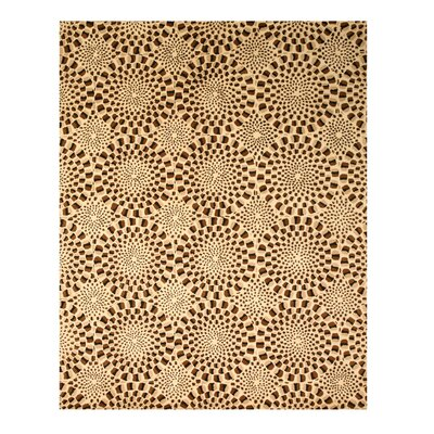Libby Brown Area Rug Rug Size: 79 x 99