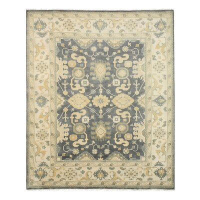 Ernestine Hand Knotted Area Rug Rug Size: 8 x 10