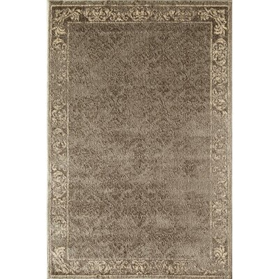 Gray Area Rug Rug Size: Runner 23 x 71