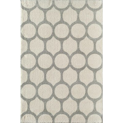 Hudson Beige Area Rug Rug Size: Rectangle 53 x 710