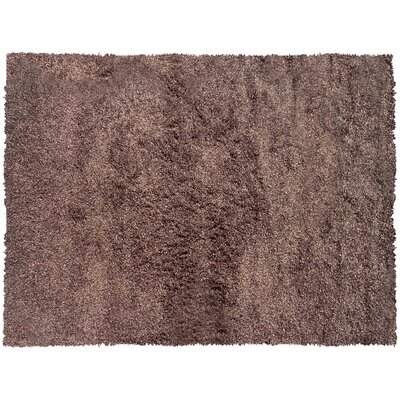 Handmade Brown Area Rug