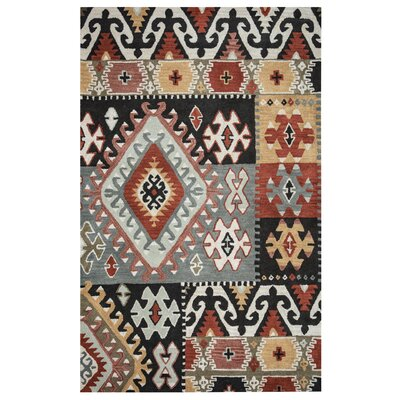 Hand-Tufted Area Rug Rug Size: Runner 2'6