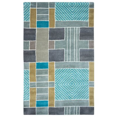 Hand-Woven Area Rug Rug Size: Rectangle 2 x 3