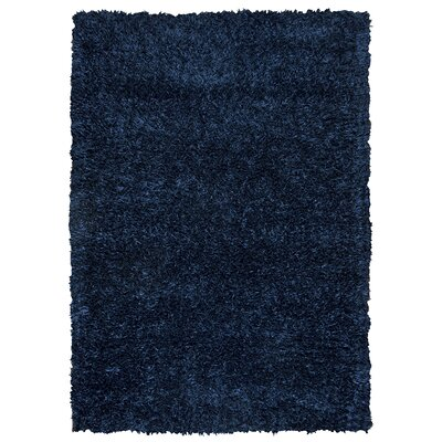 Kiera Handmade Blue Area Rug Rug Size: Rectangle 5 x 7