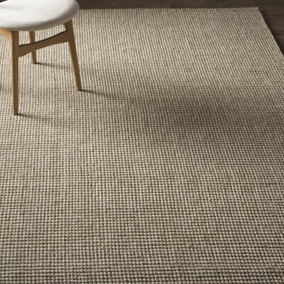 Hereford Hand-Woven Beige Area Rug