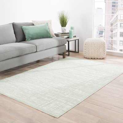 Gray Area Rug Rug Size: Rectangle 2 x 3