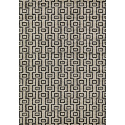 Lara Helix Desert Contemporary Rectangular Rug Rug Size: Rectangle 67 x 93
