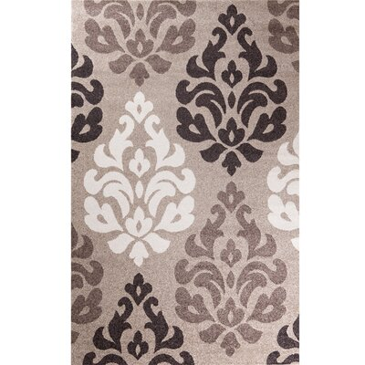 Chessboard Tonel Contemporary Rug Rug Size: Rectangle 67 x 96