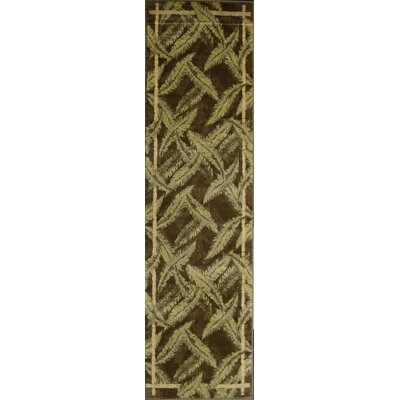 Ivory Area Rug Rug Size: Runner 23 x 71