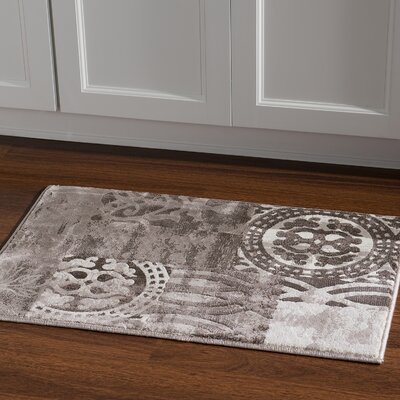 Black Area Rug Rug Size: Rectangle 2 x 3