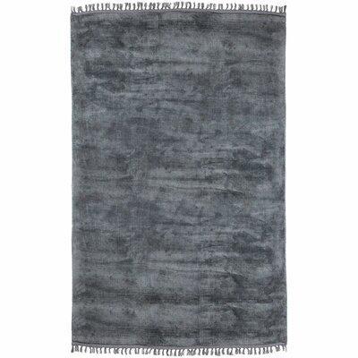 Gokak Hand-Tufted Gray Area Rug Rug Size: 8 x 10