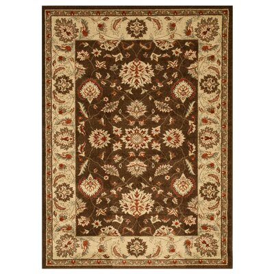 Jhargram Brown Area Rug