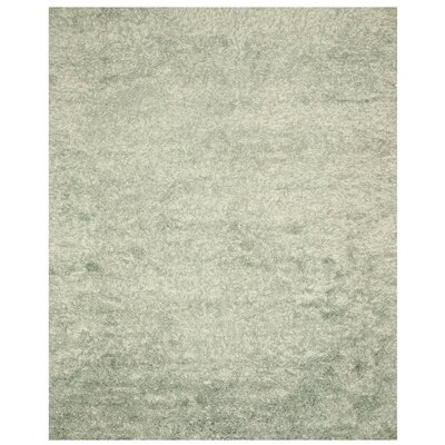 Lachhmangarh Hand-Woven Light Grey Area Rug