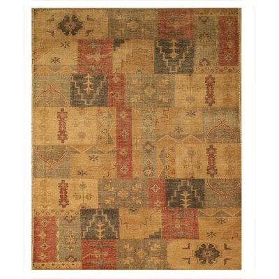 Lal Hand-Knotted Area Rug Rug Size: 9' x 12'