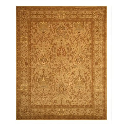 Lathi Hand-Tufted Beige Area Rug Rug Size: Rectangle 8 x 10