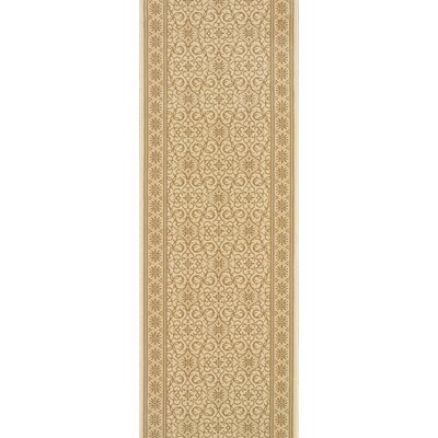 Sandi Pearl Area Rug Rug Size: Runner 22 x 15