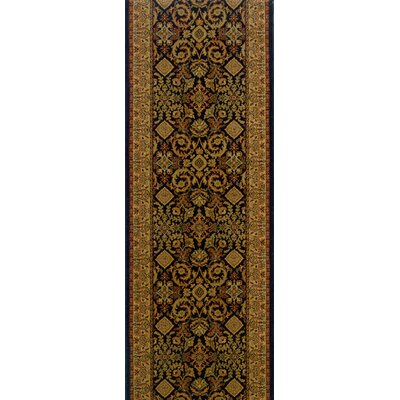 Sangareddy Brown Area Rug Rug Size: Runner 27 x 15
