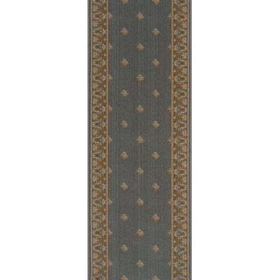 Sardhana Gray Area Rug Rug Size: Runner 27 x 6
