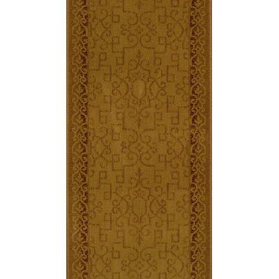 Yellamma Amber Area Rug Rug Size: Runner 27 x 6