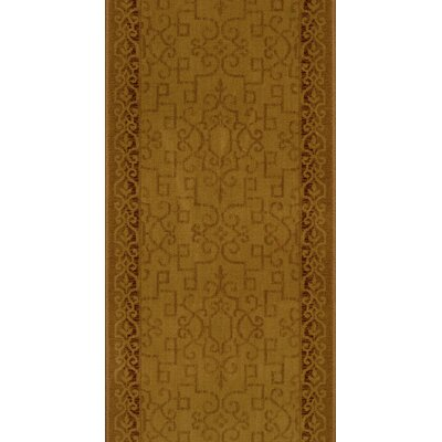 Yellamma Amber Area Rug Rug Size: Runner 27 x 15