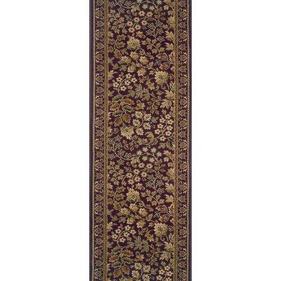 Savanur Purple Area Rug Rug Size: Runner 27 x 15