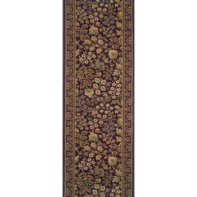Savanur Purple Area Rug Rug Size: Runner 22 x 8