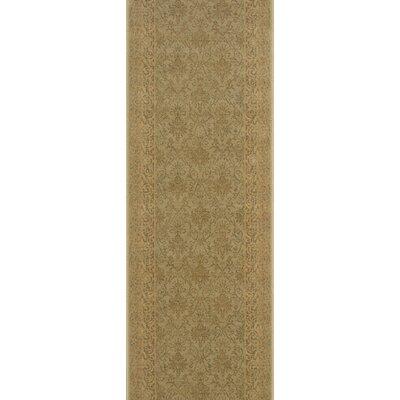 Sawantwadi Beige Area Rug Rug Size: Runner 27 x 8