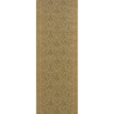 Sawantwadi Beige Area Rug Rug Size: Runner 22 x 15