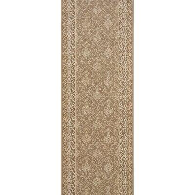 Shahabad Winter Wheat Area Rug Rug Size: Runner 22 x 12