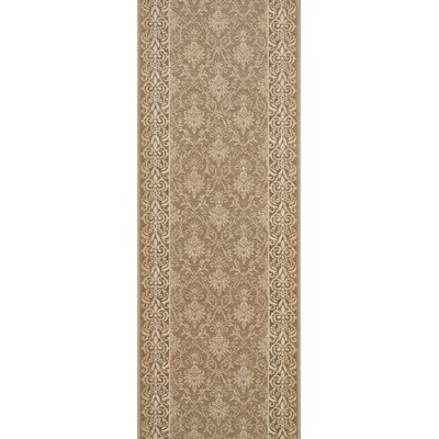 Shahabad Winter Wheat Area Rug Rug Size: Runner 27 x 6