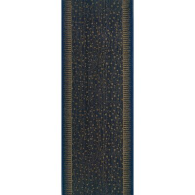 Shahdol Blue Area Rug Rug Size: Runner 27 x 6