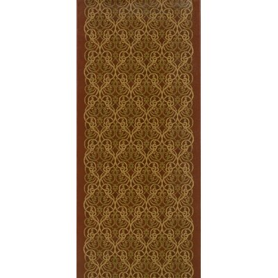 Shirdi Red Area Rug Rug Size: Runner 27 x 10