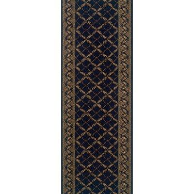Shrigonda Black Area Rug Rug Size: Runner 22 x 10