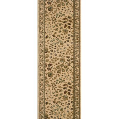 Simdega Brown Area Rug Rug Size: Runner 22 x 15