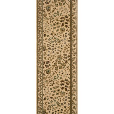 Simdega Brown Area Rug Rug Size: Runner 27 x 12