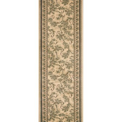 Solan Brown Area Rug Rug Size: Runner 27 x 8