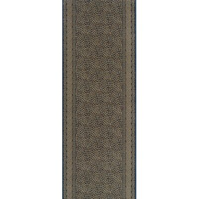 Sugauli Gray Area Rug Rug Size: Runner 22 x 8