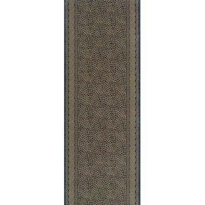 Sugauli Gray Area Rug Rug Size: Runner 27 x 6