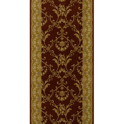 Sumerpur Brown Area Rug Rug Size: Runner 27 x 12