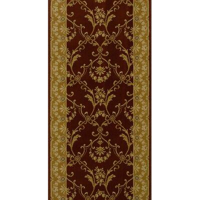 Sumerpur Brown Area Rug Rug Size: Runner 27 x 8