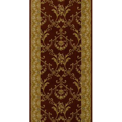 Sumerpur Brown Area Rug Rug Size: Runner 22 x 8