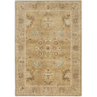 Thana Hand-Tufted Decatur Area Rug Rug Size: 5 x 8