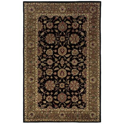 Tumsar Hand-Tufted Area Rug Rug Size: 3 x 5