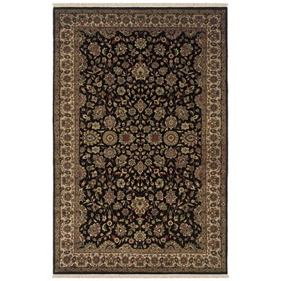 Tundla Hand-Knotted Area Rug Rug Size: Rectangle 56 x 86