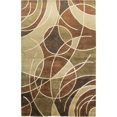 Wadhwan Hand-Knotted Arera Rug Rug Size: Rectangle 8 x 10