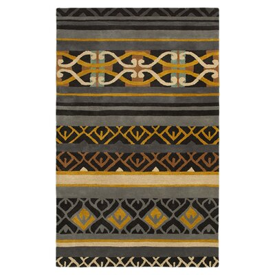 Brazil Hand-Tufted Area Rug Rug Size: Rectangle 9 x 12
