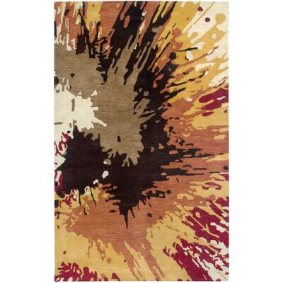 Botwood Hand-Tufted Area Rug Rug Size: Rectangle 8' x 10'